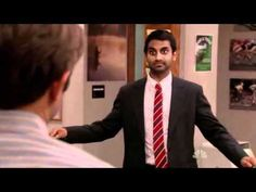 Better make it to the meeting! Parks and Recreation: Tom's dunzo list