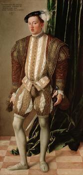 Archduke Ferdinand of Tyrol (1529-1595)  1548