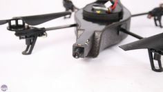 Parrot AR.Drone RC Helicopter Review | bit-