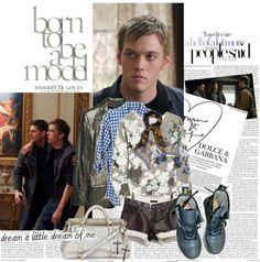 """Supernatural: Adam Milligan."" by joseph-ladies on Polyvore"