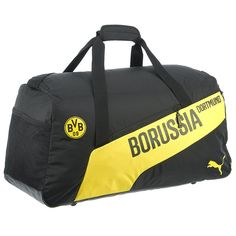 Puma BVB evoSPEED Medium Bag Sport bag 53 cm