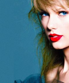 Taylor Swift……..her eyes!