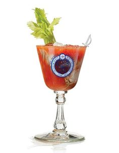 Good thing oysters and Bloody Marys are perfect for each other. Recipe here.