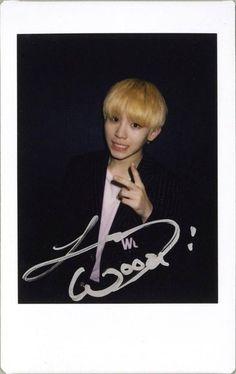 #vinakania23 [Official Photos] Seventeen - K☆STAR LOVERS Polaroids 11/30/15 #Seventeen #woozi