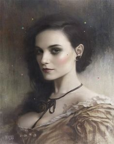 """Dawn"" by Tom Bagshaw"