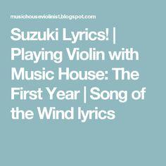 Chorus from Judas Maccabaeus - Teach Suzuki Violin | nice site with