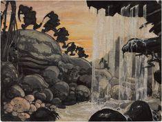 ferdinand horvath snow white, 1937