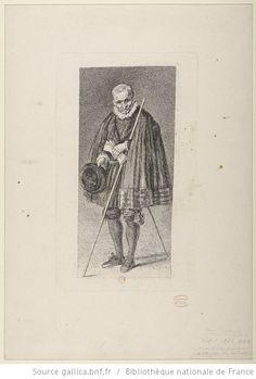 [Ochoa] [El alcade ronquillo] : [estampe] ([Épreuve d'état]]) / [Goya] - 1