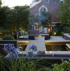 Karena Batstone MSGD, Clifton Courtyard Garden, Zdjęcie: Rebecca Bernstein