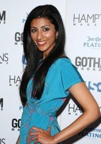 UK alum and actress- Reshma Shetty  LOVE THIS GIRL...She is beautiful & so good on Royal Pain !!
