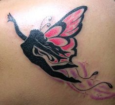 fairies tattoo for woman | Kittylicious - angel-tattoo.jpg