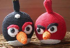 Hip Haakwerk. Angry birds