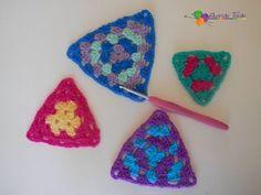 Triángulo Granny - Granny Triangle - YouTube