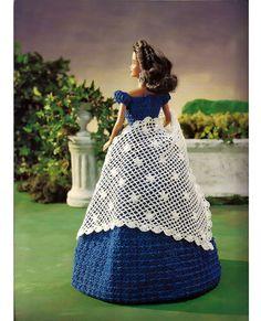 The Southern Belle Collection Belle in Blue por grammysyarngarden