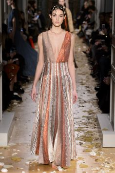Valentino Adds A Byzantine Touch to its Magical, Medieval Couture Collection - Fashionista