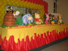 Winnie the pooh kids party theme | Tips Kids Party - Ideas, Themes ...