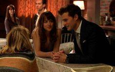 Jamie Dornan and Dakota Johnson Behind the Scenes - Fifty Shades of Grey the Movie