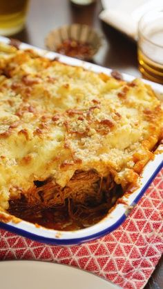 Love Pulled Pork? Love Mac and Cheese? Then this is the dish for you!