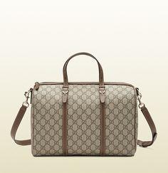 Gucci - gucci nice GG supreme canvas boston bag 322231KGD6G8871