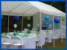 backyard party decoration ideas - Google Search