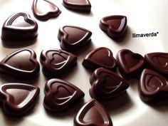 llimaverda: Bombones de chocolate