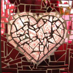 Maybe love isn't all it's cracked up to be....get it???