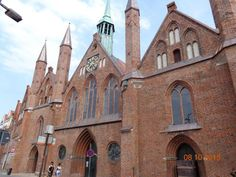 Hospital of Holy Spirit - Lubeck - #SummerHoliday #Summer2015 - #TravelPics
