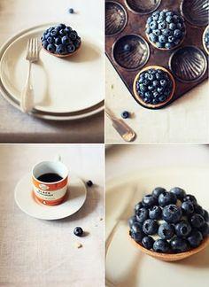 Blueberry Tartlett