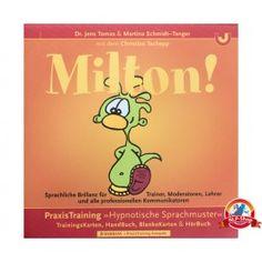 Milton! - Die Box für Hypnotische Sprachmuster