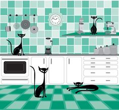 """Domesticats"" by Kerry Beary"