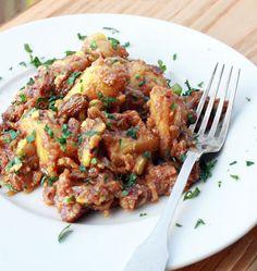 Patate con un sacco di spezie   http://www.ilpastonudo.it/cucina-tradizionale/patate-con-un-sacco-di-spezie/