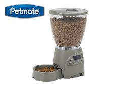 PROGRAMMABLE FEEDER (HOLDS 10 LBS OF FOOD) $64.95