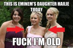 Marshall Mathers Daughter Hailie 2012