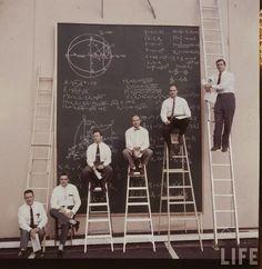 NASA SCIENTISTS - 1961