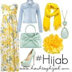Hashtag Hijab Outfit #76