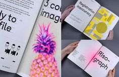 It's Nice That | The Imperfection Booklets by O.OO explain the nuances of Risograph printing