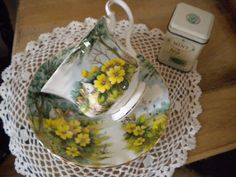 Vintage Royal Albert Primrose Hill Cup and Saucer by JMFindsandDesigns,