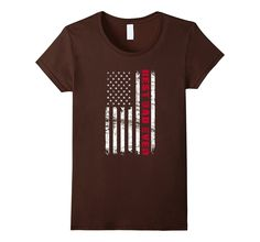 American Flag Best Dad Ever Patriotic Fathers Day Shirt