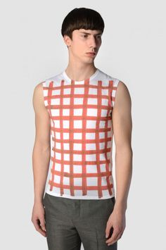 Raf Simons Menswear on Wrong Weather