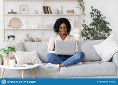 Best Black, Make Money Fast, African American Women, Online Work, New Job, Remote, Black Women, Laptop, Stock Photos