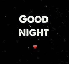 Good Night - heart