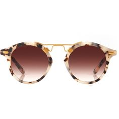 40328daa79727a Krewe St. Louis Sunglasses (3.133.725 IDR) ❤ liked on Polyvore featuring