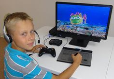 Assistive Technology: Digital Animation To Help Kids With Autism Develop Social Skills. Pinned by SOS Inc. Resources. Follow all our boards at pinterest.com/sostherapy/ for therapy resources.