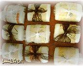 Handmade Bar Soap Party Favor Soap Bridal or Baby Shower Soap One Dozen