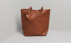 Pull&Bear - woman - bags and backpacks - shopper bag with loop handle - leather - 05820301-V2015