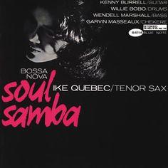 Ike Quebec - Soul Samba Bossa Nova on Hybrid Stereo SACD