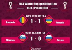 #UEFA #FIFA #WorldCupQatar2022 #WorldCupqualification #football #soccer #soccergame #footballtips #footballgame #sport #prediction #livescore #Romania #Armenia #Slovenia #Russia