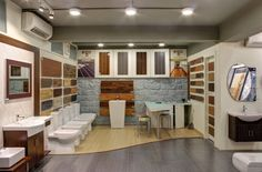 Interiors of our retail outlet in Bangalore, India