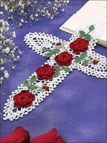 Su Crochet: patrones para realizar cruces a crochet