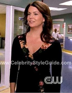 Gilmore Girls Style and Fashion - Leona Edmiston Dress - Celebrity Style Guide
